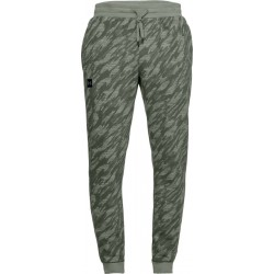 1322032-432_Pantalon Under Armour Rival Fleece Camo Vert pour Homme