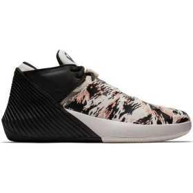 """AR0043-003_Chaussure de Basket Jordan Why not zer0.1 Noir """"Phantom"""" Low pour homme"""