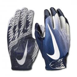 N.FG.01-960_nGant de football américain Nike vapor Knit 2.0 pour receveur Bleu Navy