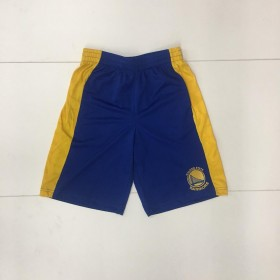 EK2B7BAQJ-WAR_Short NBA Golden State Warriors Shooter Bleu pour enfant