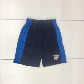 EK2B7BAQJ-THU_Short NBA Oklahoma City Thunder Shooter Bleu pour enfant