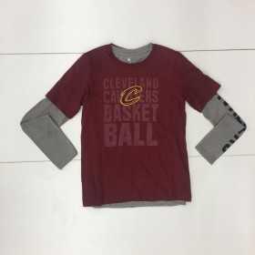EK2B7BAPP3-CAV_Pack de 2 T-shirt NBA Cleveland Cavaliers Combo pack Gris pour enfant