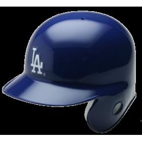 Mini Casque de basebal Replica MLB Riddell Los Angeles Dodgers Bleu