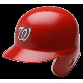 MLB Riddell mini helmet replica Washington Nationals red