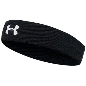 1276990-001_Bandeau de tête Under armour Performance Noir
