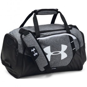 1301391-041_sac de sport Under Armour undeniable Duffle 3.0 XS Gris wht