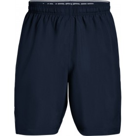 1309651-409_Short Under Armour Woven Graphic Bleu Marine pour homme