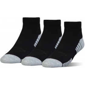 1312430-001_Chaussettes de sport Under Armour Heatgear Tech Low Noir