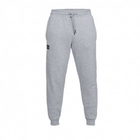 1320740-036_Pantalon Under Armour Rival Fleece Gris pour Homme