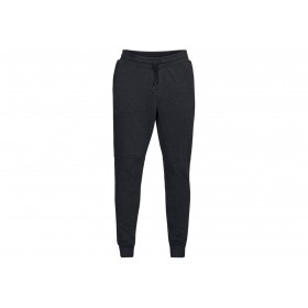 1329753-002_Pantalon Under Armour Microthread Fleece Jogger Noir pour Homme