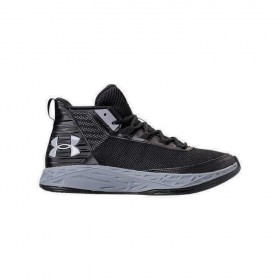 3020948-002_Chaussure de Basket Under Armour BGS Jet Mid Noir pour junior