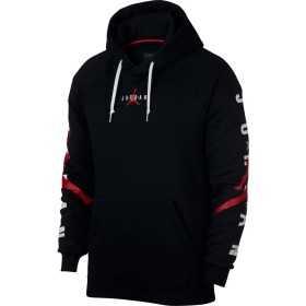 AT4911-010_sweat à capuche Jordan Jumpman Air Noir pour homme