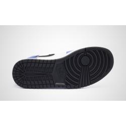 """Chaussure Air Jordan 1 Mid """"Top Three"""" Bleu pour homme"""