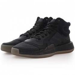 Chaussure de Basketball adidas Marquee Boost Noir pour Homme