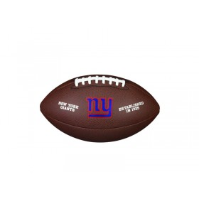 WTF1748XBNG_Ballon Football Américain NFL New York Giants Wilson Licenced