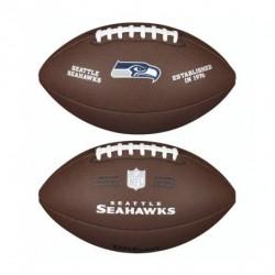 Ballon Football Américain NFL Seattle Seahawks Wilson Licenced