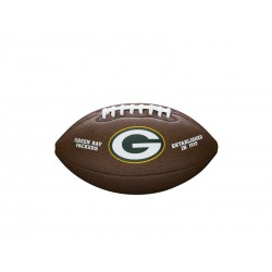 WTF1748XBGB_Ballon Football Américain NFL Greenbay Packers Wilson Licenced