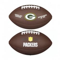 Ballon Football Américain NFL Greenbay Packers Wilson Licenced