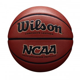 WTB0661XB_Ballon de Basketball Wilson NCAA Performance Replica 295
