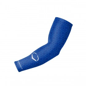 WTV8600RO_Manchon de compression EvoShield Compression Bleu