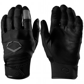 WTV4300BL_Gant de Batting Evoshield Aggressor Noir