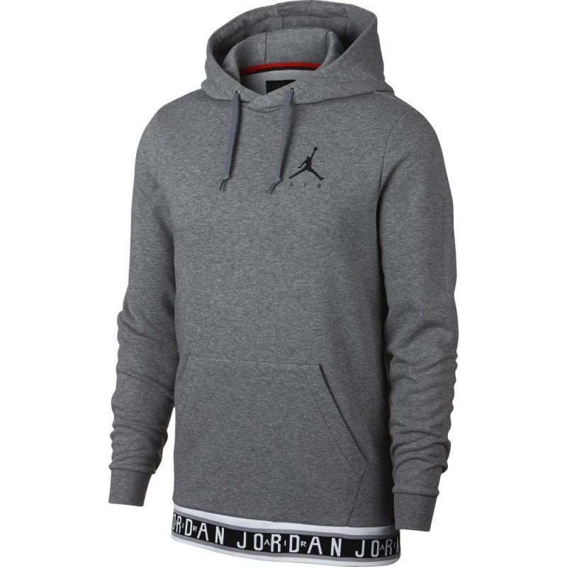 8d506fe855 AR2252-091_Sweat à capuche Jordan Jumpman Air HBR Carbon Gris pour homme