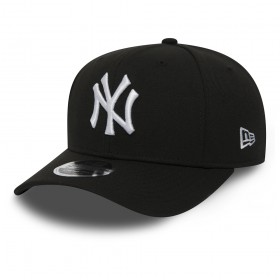11871279_Casquette MLB New York Yankees New Era Stretch Snapback 9Fifty Noir