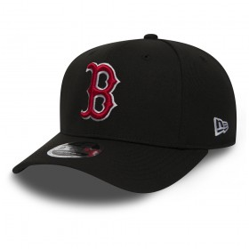 11871285_Casquette MLB Boston Red Sox New Era Stretch Snapback 9Fifty Noir