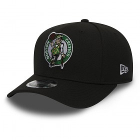 11871286_Casquette NBA Boston Celtics New Era Stretch Snapback 9Fifty Noir