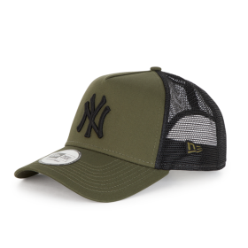 11871464_Casquette MLB New York Yankees New Era League Essential Trucker Vert