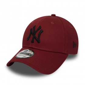 11871474_Casquette MLB New York Yankees New Era League Essential 9Forty Rouge