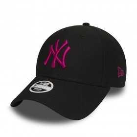 11871588_Casquette MLB New York Yankees New Era Diamond era 9Forty Noir pour femme
