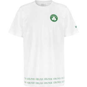 11860072_T-Shirt NBA Boston Celtics New Era Team Wordmark Blanc pour Homme