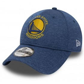 11871298_Casquette NBA Golden State Warriors New Era Shadow Teck 9Forty Bleu