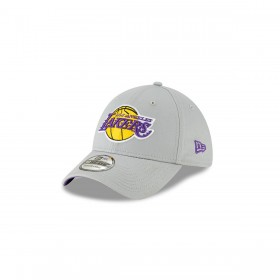 11871424_Casquette NBA Los Angeles Lakers New Era Team 39Thirty Gris