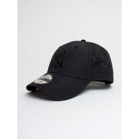 11871531_Casquette MLB New York Yankees New Era Feather Perf 9Forty Noir