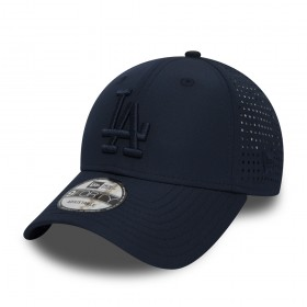 Casquette MLB Los Angeles Dodgers New Era Feather Perf 9Forty Bleu marine