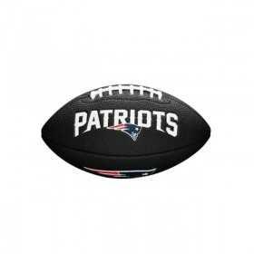 WTF1533BLXBNE_Mini ballon de Football Américain Wilson Soft touch NFL team logo New England Patriots