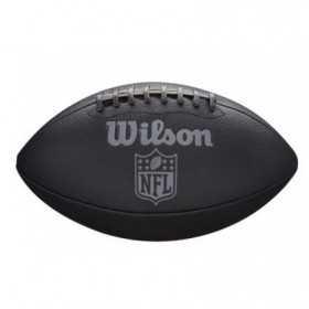 WTF1846XB_Ballon de Football Américain Wilson NFL Jet black Noir