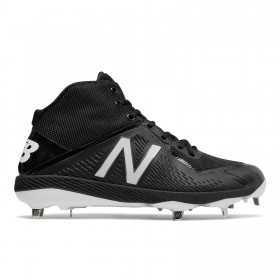 M4040BK4_Crampons de Baseball New balance Spikes Metal Mid 4040V4 Noir pour Homme