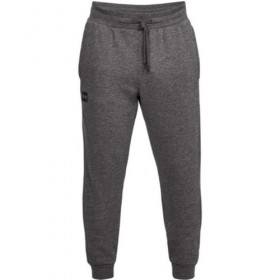 1320740-020_Pantalon Under Armour Rival Fleece Gris anthracite pour Homme