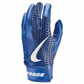 NBG21-918_Gants de Batting Nike Force Edge Bleu pour adulte