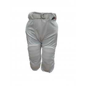 SPORTLANDPANT20INTWHT_Pantalon de football américain tout intégré Sportland 2.0 Blanc pour adulte