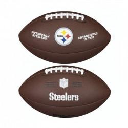 Ballon Football Américain NFL Pittsburgh Steelers Wilson Licenced