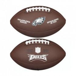 Ballon Football Américain NFL Philadelphia Eagles Wilson Licenced