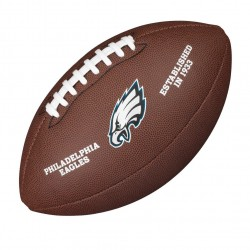WTF1748XBPH_Ballon Football Américain NFL Philadelphia Eagles Wilson Licenced