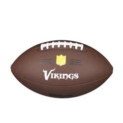 Ballon Football Américain NFL Minnesota Vikings Wilson Licenced