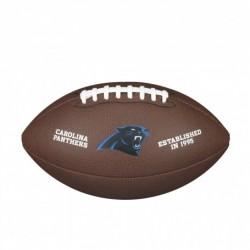 WTF1748XBCA_Ballon Football Américain NFL Carolina Panthers Wilson Licenced