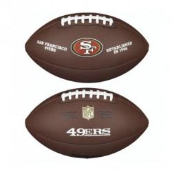 Ballon Football Américain NFL San Francisco 49ers Wilson Licenced