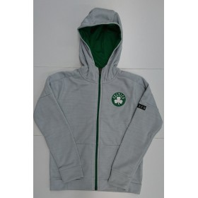 EK2B7BA6U-CEL_Veste Zippé NBA Boston Celtics Outer Stuff Enduring Gris pour Junior